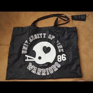Pink Carry-All Bag